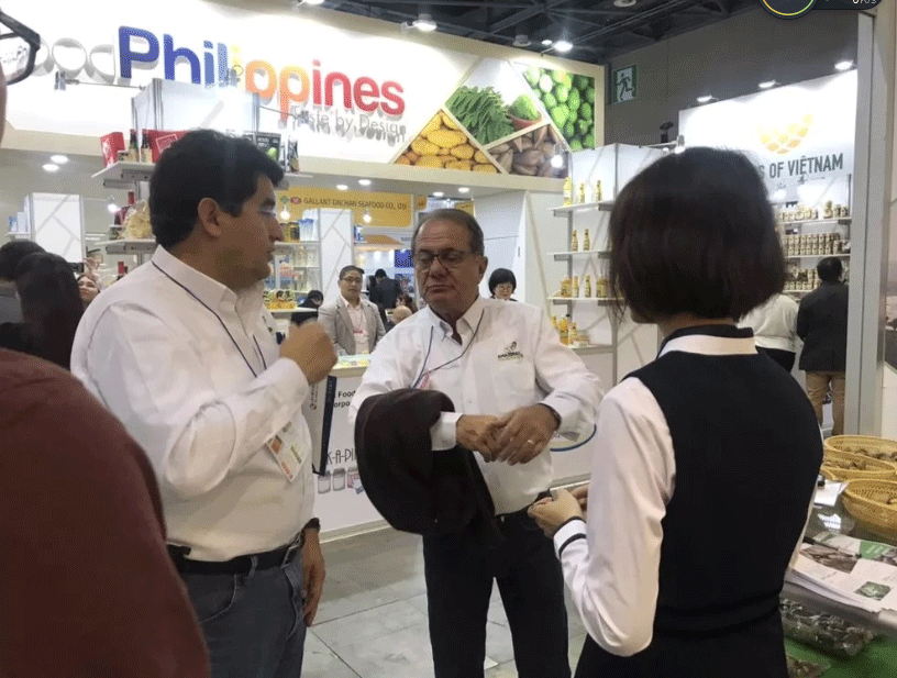 Norcent Agriculture Exhibited at Seoul Food Exhibition 2018-5